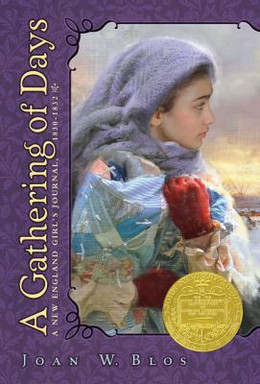 Gathering of Days : A New England Girl's Journal 1830-32 B0629