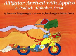 ALLIGATOR ARRIVED WITH APPLES, Dragonwagon B2943