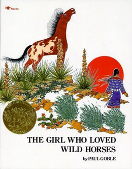 Girl Who Loved Wild Horses B0647