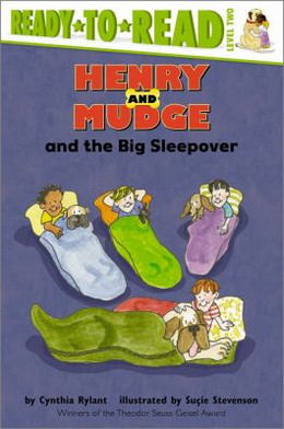Henry and Mudge and the Big Sleepover B8480