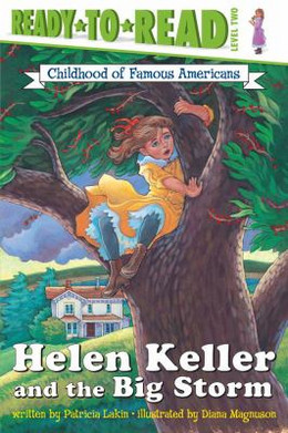 Helen Keller & the Big Storm B3687