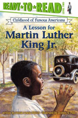 LESSON FOR MARTIN LUTHER KING, JR., Patrick B3688