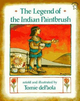Legend of the Indian Paintbrush B3065