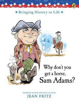 WHY DON'T YOU GET A HORSE, SAM ADAMS?, Fritz B3468