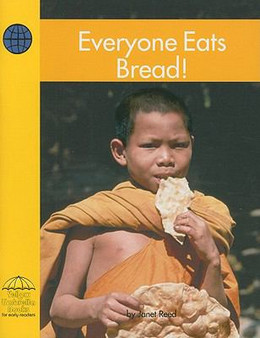 Everyone Eats Bread! B8290