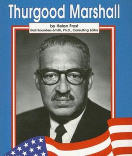 Thurgood Marshall B8335