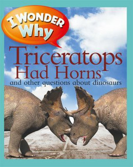 I Wonder Why Triceratops Had Horns amd Other Questions About Dinosaurs B0784