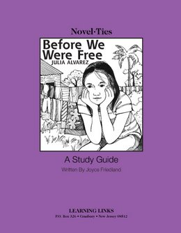 Before We Were Free (Novel-Tie) S3839