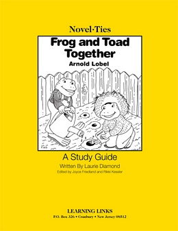 Frog and Toad Together (Novel-Tie) S0364