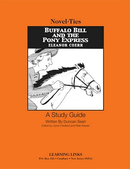 Buffalo Bill and the Pony Express (Novel-Tie) S2732