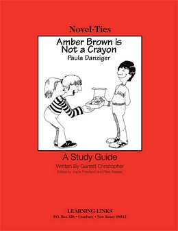 Amber Brown is Not a Crayon (Novel-Tie) S2729