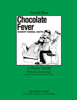 Chocolate Fever (Novel-Tie) S2337