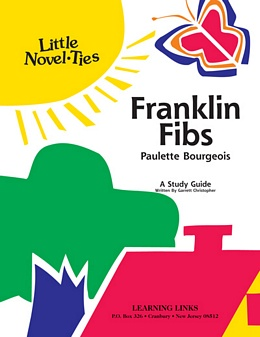 Franklin Fibs (Little Novel-Tie) L2398