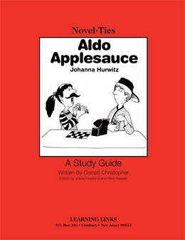 Aldo Applesauce (Novel-Tie) S0917