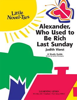 Alexander, Who Used to Be Rich Last Sunday (Little Novel-Tie) L2045