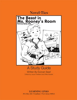 Beast in Ms. Rooney's Room (Novel-Tie) S0475