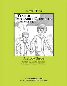 Year of Impossible Goodbyes (Novel-Tie) S2170