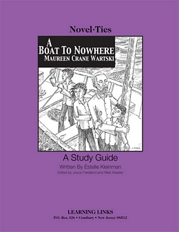 Boat to Nowhere (Novel-Tie) S0015