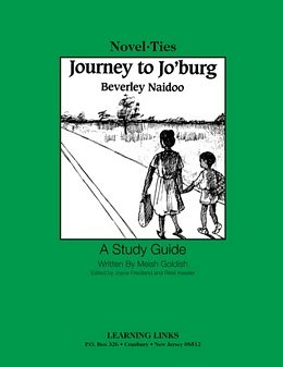 Journey to Jo'Burg (Novel-Tie) S1066