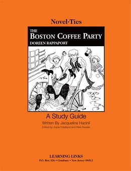 Boston Coffee Party (Novel-Tie) S1302
