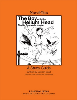 Boy with the Helium Head (Novel-Tie) S3384