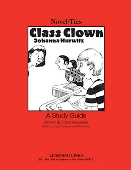 Class Clown (Novel-Tie) S0919