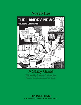 Landry News (Novel-Tie) S1021