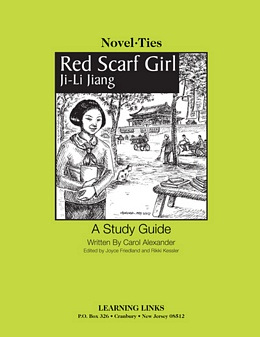 Red Scarf Girl (Novel-Tie) S3275