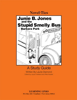 Junie B. Jones and the Stupid Smelly Bus (Novel-Tie) S1753