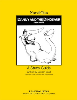 Danny and the Dinosaur (Novel-Tie) S0347