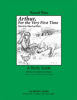Arthur, for the Very First Time (Novel-Tie) S0522
