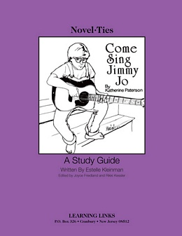 Come Sing, Jimmy Jo (Novel-Tie) S0343