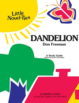 Dandelion (Little Novel-Tie) L1226