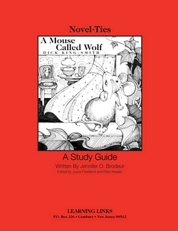 Mouse Called Wolf (Novel-Tie) S0135