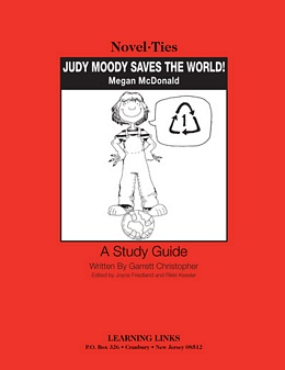 Judy Moody Saves the World! (Novel-Tie) S0309