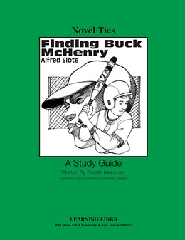 Finding Buck McHenry (Novel-Tie) S2642