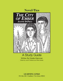 City of Ember (Novel-Tie) S3759