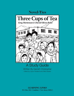 Three Cups of Tea: One Man's Journey to Change the World... One Child at a Time (Novel-Tie) S3806