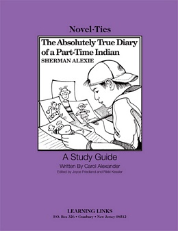Absolutely True Diary of a Part-Time Indian (Novel-Tie) S3808