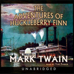 Adventures of Huckleberry Finn (Audio Book on CD) CD0002