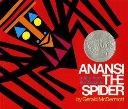 Anansi the Spider : A Tale from the Ashanti B0897