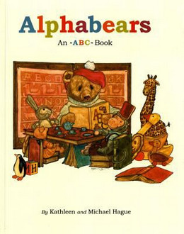 Alphabears : An ABC Book B1731