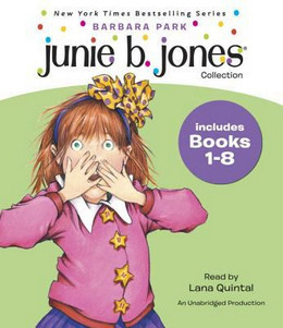 Junie B. Jones Bks. 1-8 (Audio Book on CD) CD5000