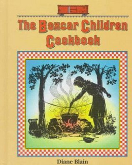 Boxcar Children Cookbook, Blain B1727