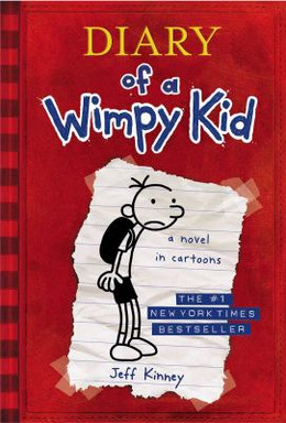 Diary of a Wimpy Kid BH3824