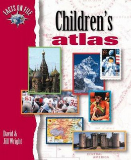 Children's Atlas (Hardcover), Wright BH2894