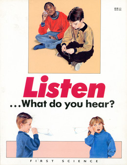 Listen...What Do You Hear?, Wood B1286