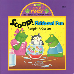 Scoop! Fishbowl Fun, Simple Addition B2061