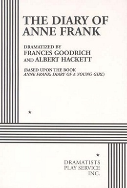 Diary of Anne Frank B8530