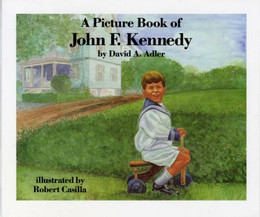 Picture Book of John F. Kennedy B1667